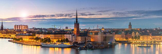 Accorhotels雅高积分活动:周末入住瑞典雅高酒店可获得3倍积分奖励,还有免费早餐