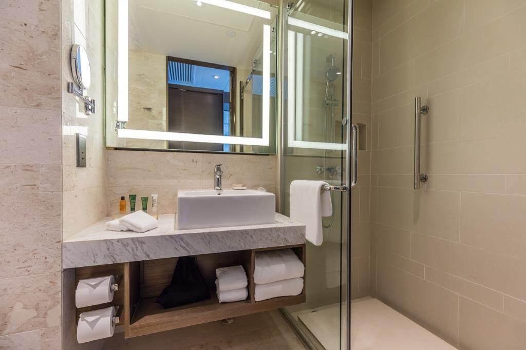 香港酒店推荐:香港旺角希尔顿花园酒店 (Hilton Garden Inn Hong Kong Mongkok ),2016年底新开业,位置超级方便
