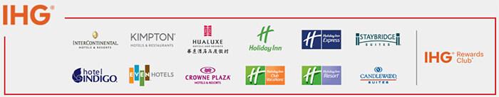 IHG洲际里程活动:入住全球IHG旗下酒店可获加拿大航空Aeroplan里程2倍奖励(2017/12/31前)