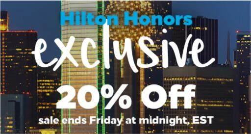 hilton-honors-america-flash-sale-20off