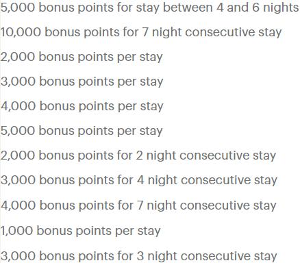 IHG洲际积分活动:通过Bonus Points Package(奖励积分包价)订房可享额外50%定级积分奖励(2017/4/30前)