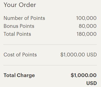 IHG洲际买分促销:通过官网购买积分享额外80%奖励,PointBreaks成本最低.75每晚(2019-5-1前)