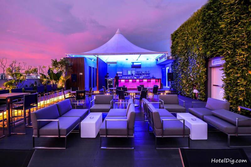 曼谷酒店推荐:泰国曼谷10间拥有无边泳池(Infinity Pool)的酒店介绍