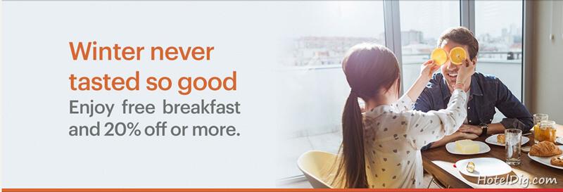 IHG洲际优惠活动:澳洲、新西兰、瓦努阿图和巴布亚新几内亚酒店8折促销含早餐(2018-7-9前)