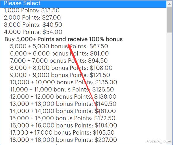 IHG洲际买分促销:IHG官网购买积分享额外100%奖励,PointBreaks成本低至¥172每晚(2018-9-21前)