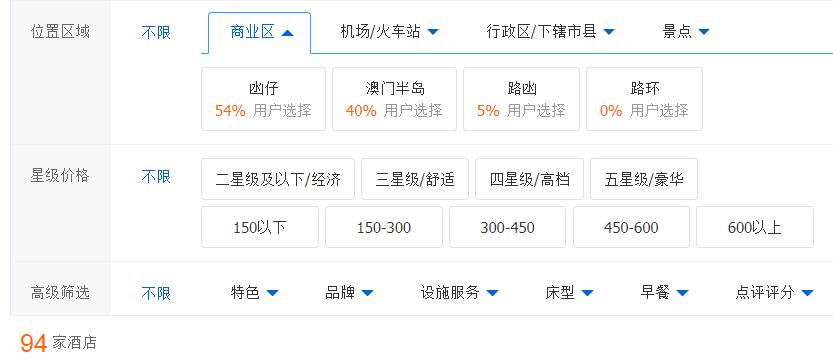 澳门酒店订房攻略:哪个网站预订澳门酒店比较好,如何比价更便宜、更优惠