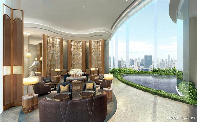 曼谷酒店推荐:曼谷华尔道夫酒店(Waldorf Astoria Bangkok) - 曼谷全新奢华酒店,位置优越,近四面佛
