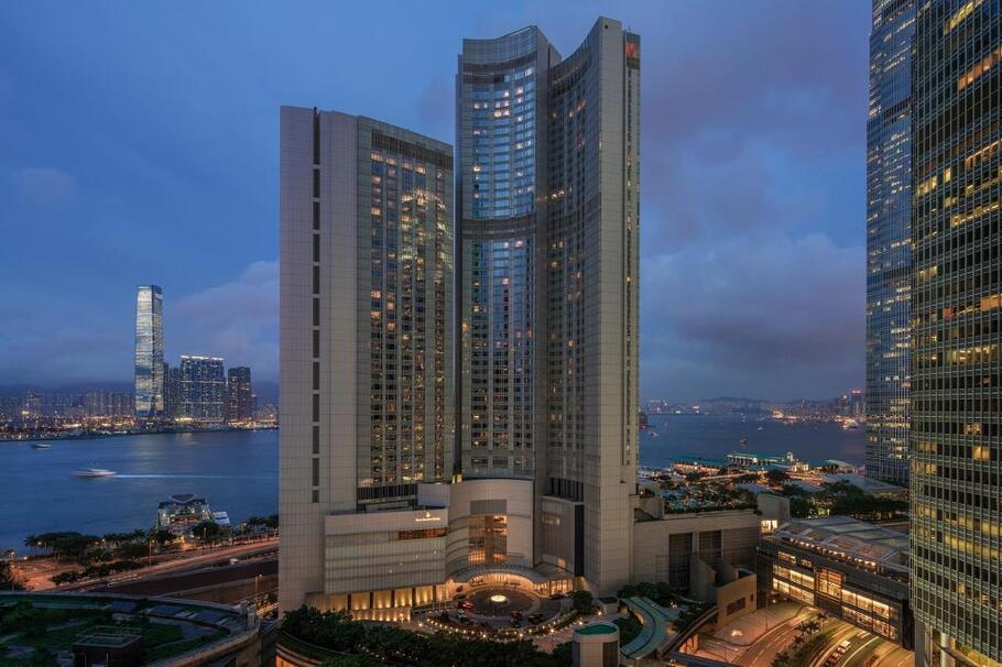 香港住宿攻略:香港15家维多利亚港海景酒店推荐,欣赏维港夜景和贺岁烟花汇演