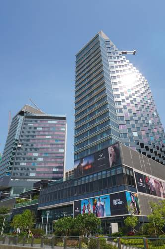 香港酒店推荐:香港维港凯悦尚萃酒店(Hyatt Centric Victoria Harbour),2018年新开业,全海景房,无边泳池