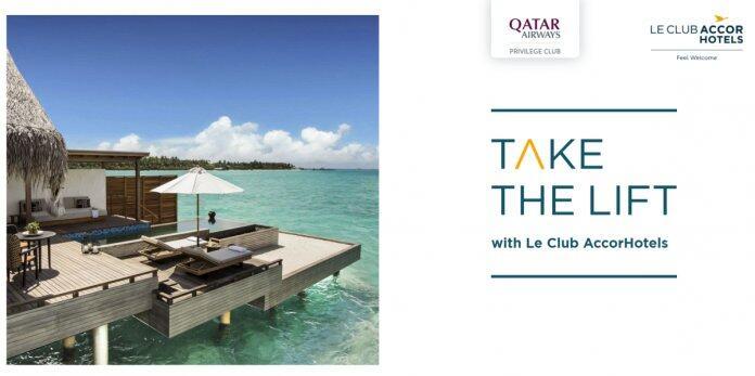 Accorhotels雅高里程活动:入住雅高酒店可享最多4倍卡塔尔航空里程奖励(2018/9/30前)