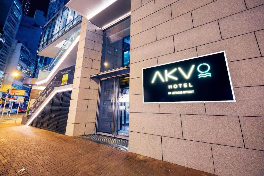 香港酒店推荐:香港 AKVO Hotel,2018年6月新开业,上环高性价比精品酒店