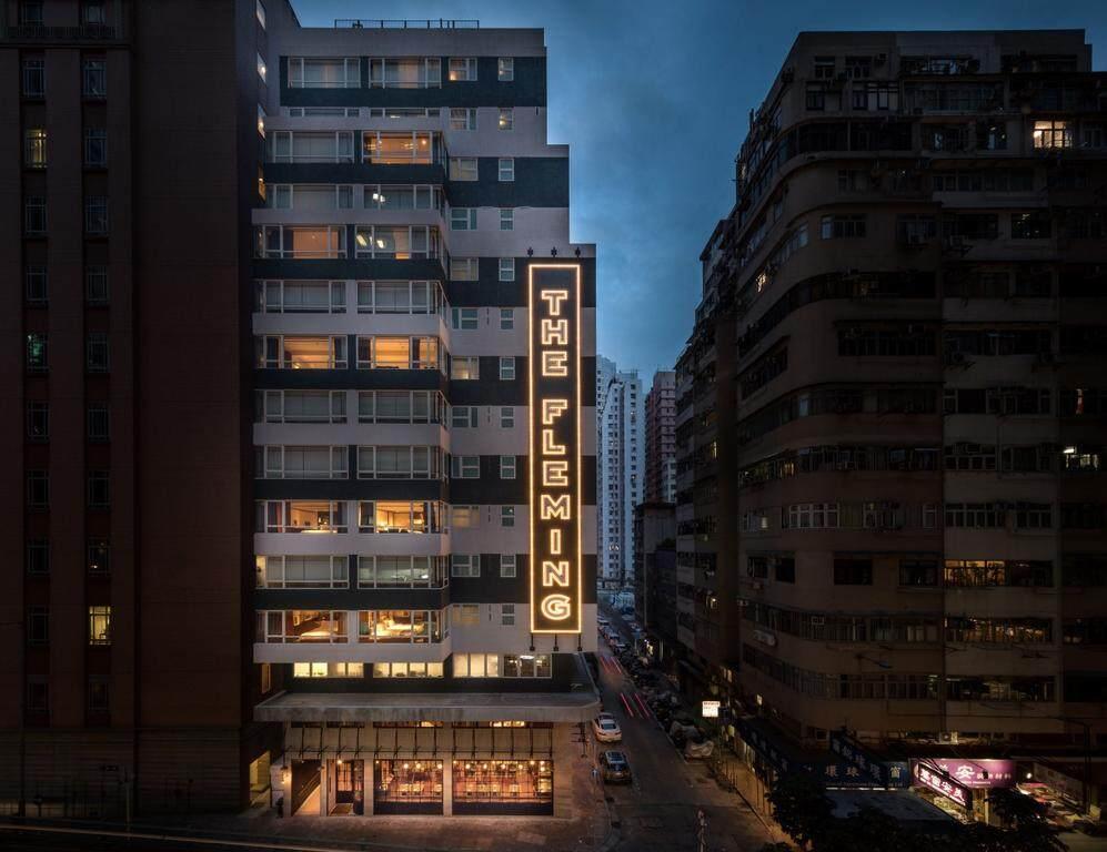香港酒店推荐:香港芬名酒店,湾仔设计感十足的天星小轮复古风格精品酒店