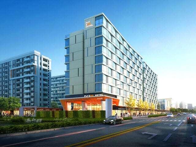 菲住布渴酒店(阿里未来酒店),阿里巴巴全国首家未来酒店,非住不可