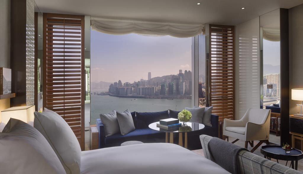 香港新酒店:香港瑰丽酒店(Rosewood HongKong)将于2019年开业,成维港新地标