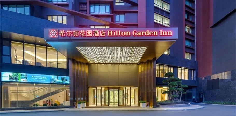 希尔顿攻略:希尔顿花园酒店(Hilton Garden Inn)全国酒店列表(地址、电话、积分、价格)及地图分布