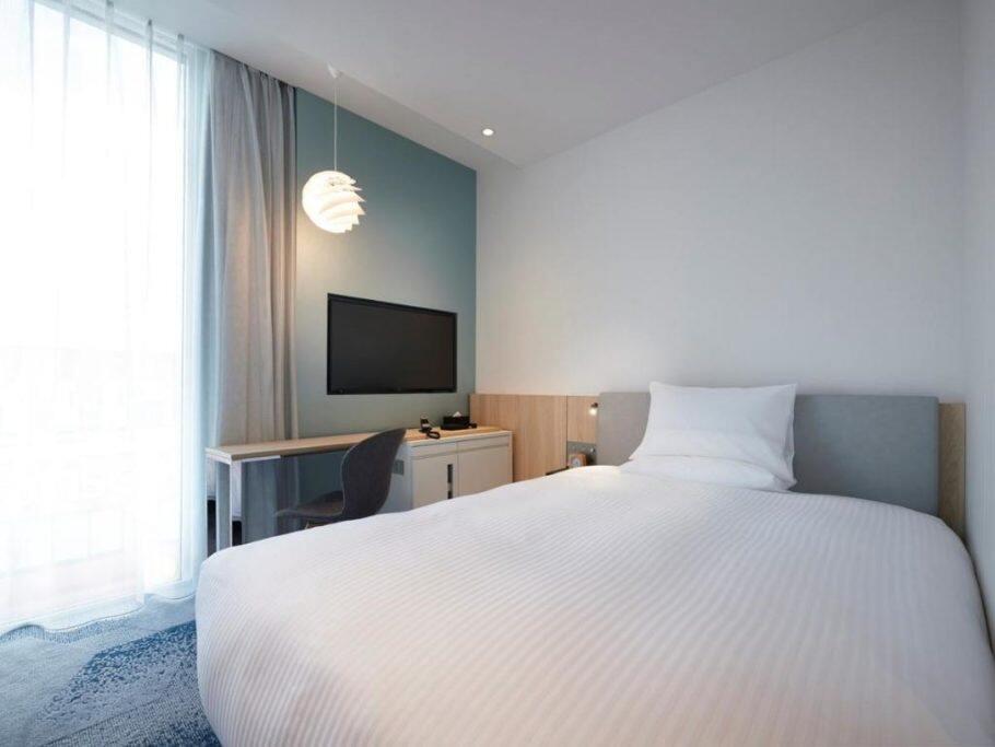 札幌酒店推荐:JR东日本札幌METS酒店,2019新开业,交通方便,性价比高