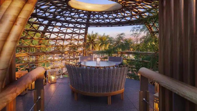 希尔顿新酒店:马尔代夫伊挞富士岛华尔道夫酒店介绍,积分兑换成本最低每晚0美元