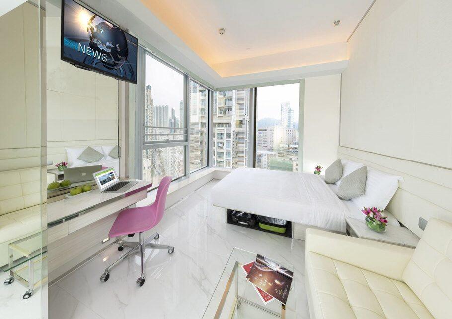 香港新酒店:香港富荟旺角酒店,靠近朗豪坊,价格实惠的4星级酒店