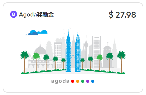 2021各大订房网站(Agoda、Booking、Hotels、Expedia)最新优惠码/折扣码/优惠券