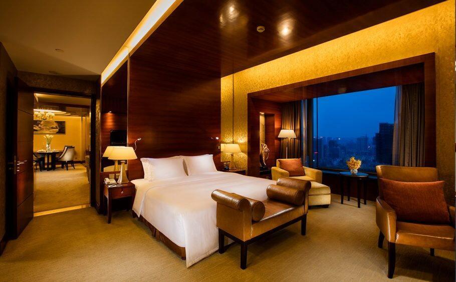 合肥元一希尔顿酒店,积分兑换预订成本仅需美元(1万分)