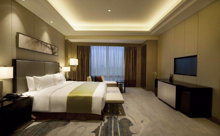 河源汇景希尔顿逸林酒店,积分兑换预订成本仅需美元(1万分)