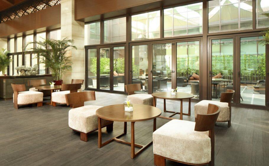 嘉兴希尔顿逸林酒店,积分兑换预订成本仅需美元(1万分)