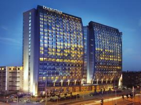 沈阳希尔顿逸林酒店,积分兑换预订成本仅需$50美元(1万分)