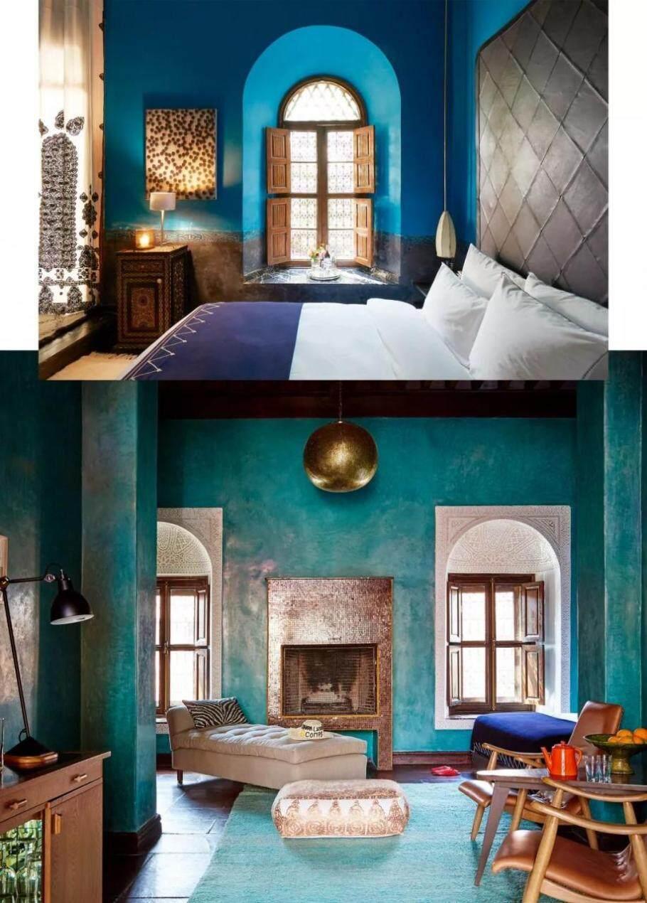 Ins网红酒店合集,看看国外网红酒店和中国网红酒店有什么不一样的风格?