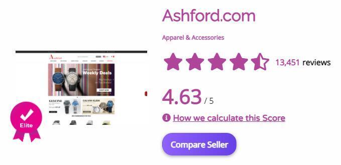 Ashford怎么样?买手表靠谱吗?为什么这么便宜,是正品还是假货?